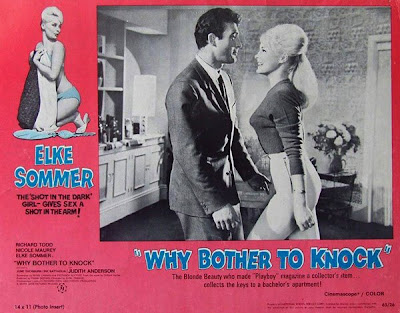 Why Bother to Knock lobby card