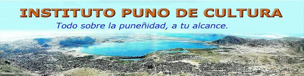 INSTITUTO PUNO DE CULTURA