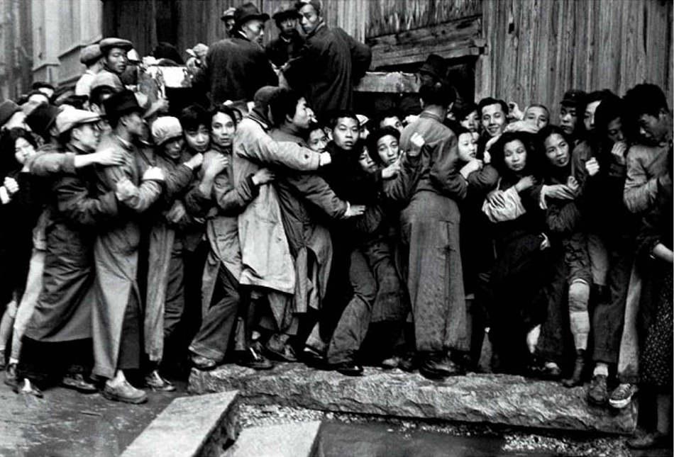 El cuarto oscuro fotográfico Cartier-Bresson-Shangai
