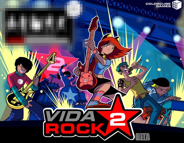 Jogos Da Vida Do Rock 2