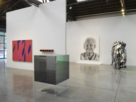 Art splash 50 years at pace minimalism for Minimal art gallery