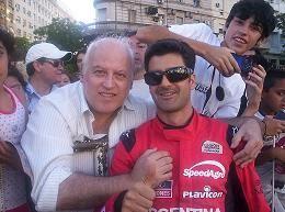 Con Emiliano Spataro
