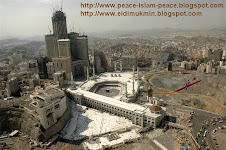 Makkah under Construction - Dec 2009