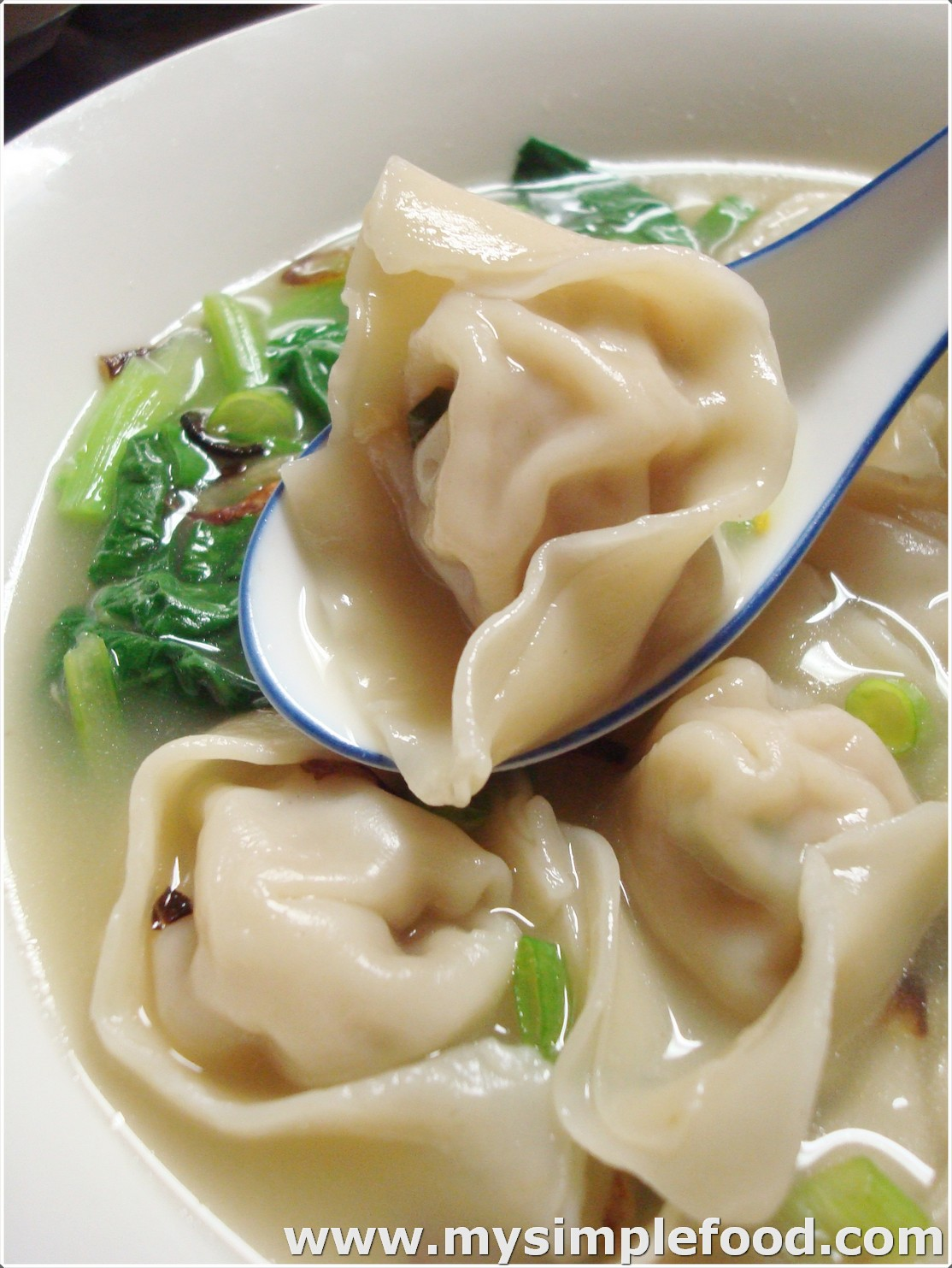 Wonton Soup Recipe Food Network