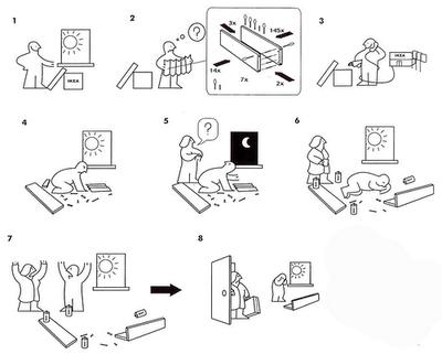 El diario de samu 31 ene 2011 for Instrucciones muebles ikea