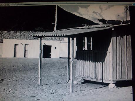QUIOSQUE DE MADEIRA, HOJE PRAÇA DA LIBERDADE