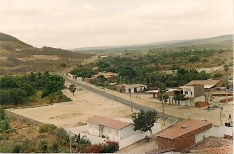ENTRADA DA CIDADE, ANO 1999 - FOTO: JÚNIOR XIMENES