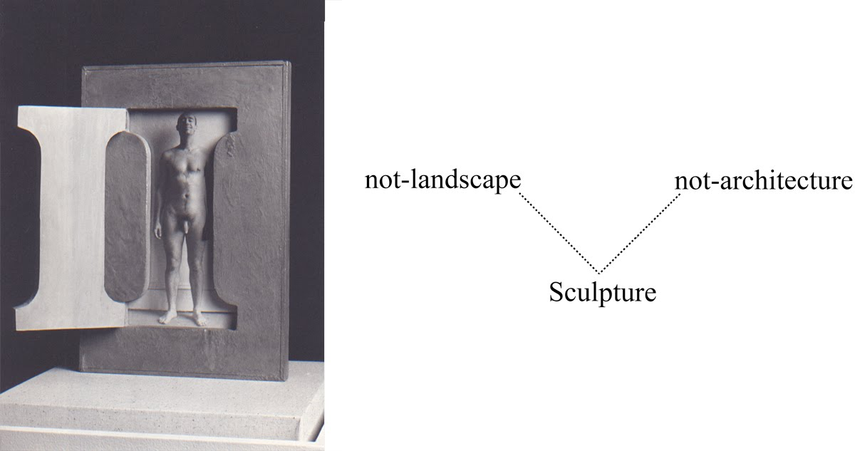 sculpture architecture essay