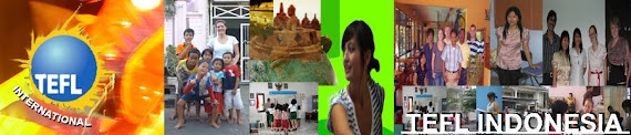 Tefl training in Indonesia