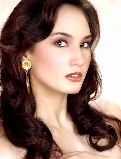Foto Nadine Candrawinata | Foto Bugil Miss Indonesia | Hot