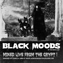 BLACK MOODS LIVE MIX FROM THE CRYPT