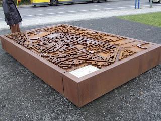 makieta muru berlińskiego