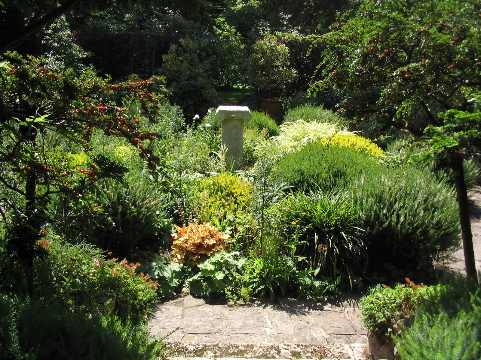 Le jardin de brigitte alsace jardin de la petite rochelle - Les jardins d alsace ...