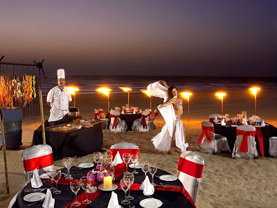 Beach Hotels in Goa