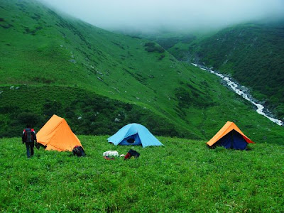 A Tourist Camp in Chamba