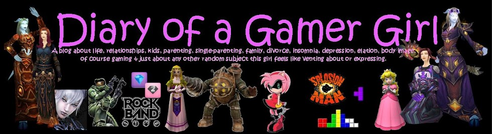 Diary of a Gamer Girl