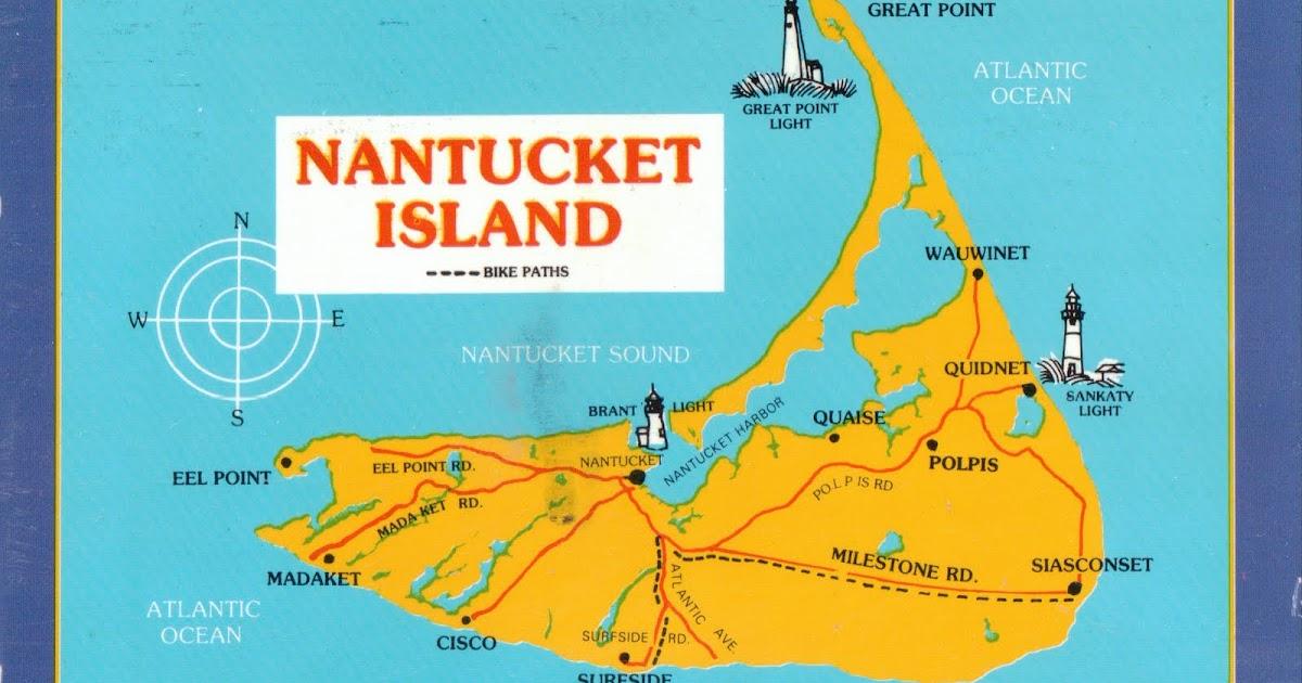 Nantucket MA  Nantucket Massachusetts Map   MapQuest