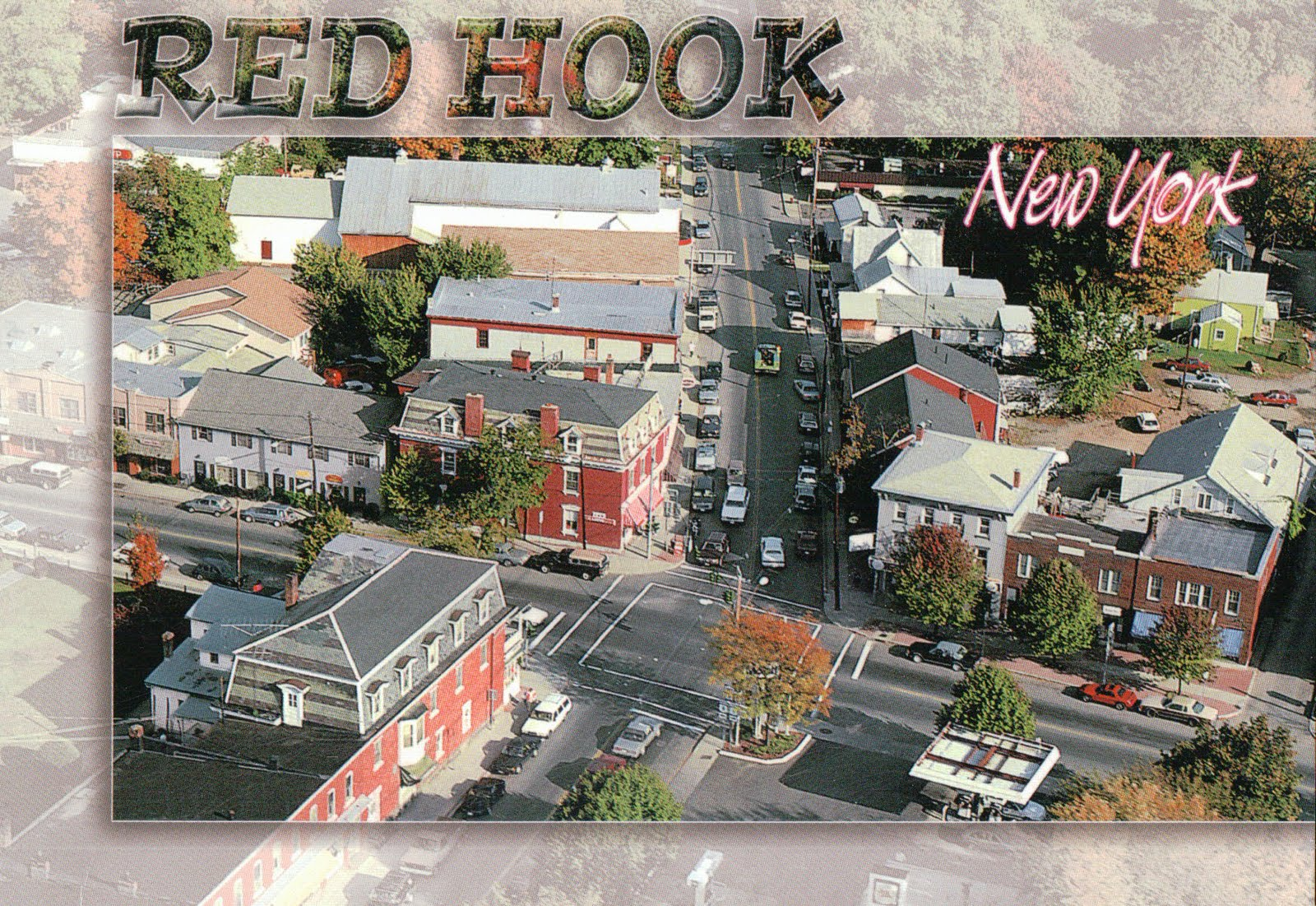Red Hook is a lovely smallred hook town