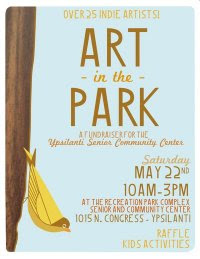 Art in the Park Ypsilanti