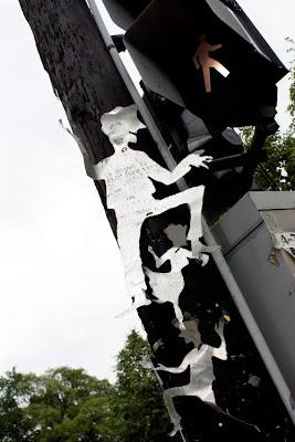 Fubar Cut-Metal Gig Poster in Ann Arbor