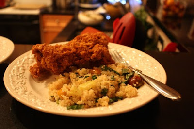 Chesapeake Fried Chicken recipe
