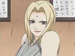 Naruto Lady Tsunade