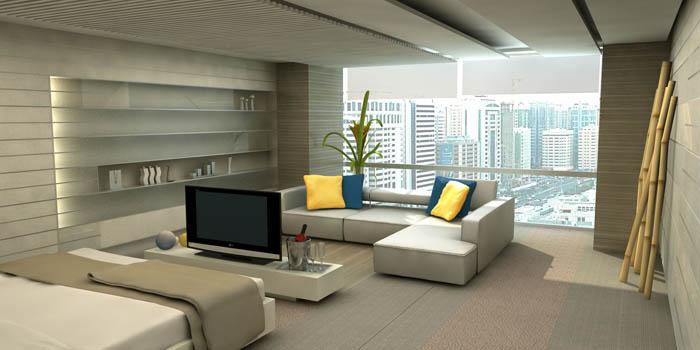 Cristina finazzi taller 3 habitaciones de 5 estrellas for Cuarto de hotel 5 estrellas