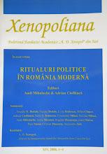 Andi Mihalache, Adrian Cioflanca (eds.), Ritualuri politice in Romania moderna