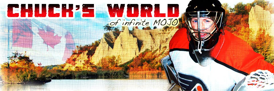 Chuck's World of Infinite MOJO