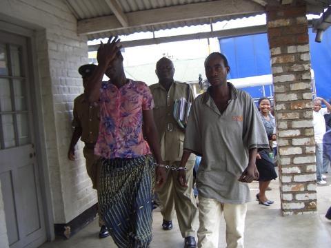 from Mathias gay malawi jail