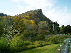 Autumn on the bluffs