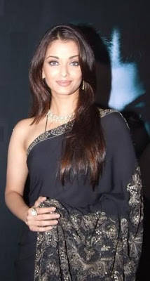 aishwarya roy in saree