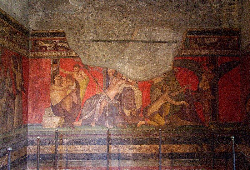 art and lesiure in ancient pompeii essay