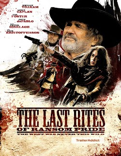 Cao Bồi Viễn Tây - The Last Rites Of Ransom Pride (2010) Poster
