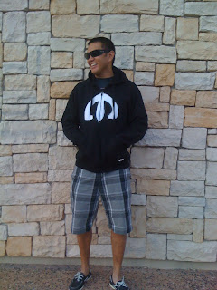 Outfit: Black Fuel Cell Sunglasses//Black Oakley Icon Tshirt//TOAC