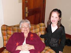 Harper & Chester Grandma