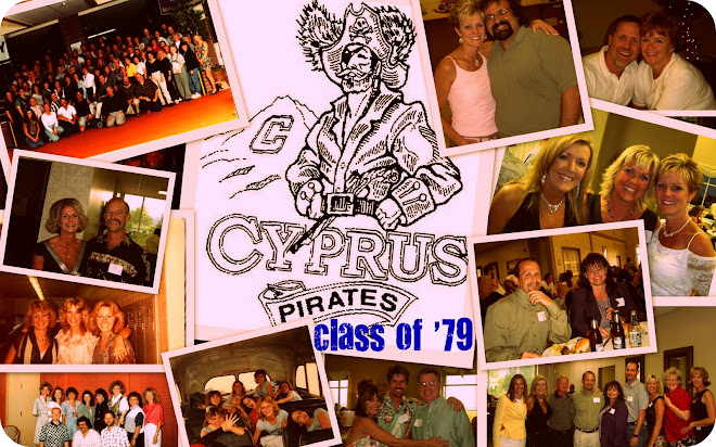 Cyprus HS Class of 79 Online!