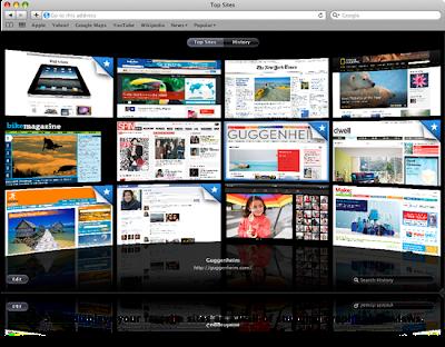 Safari Software Browser Tercerpat