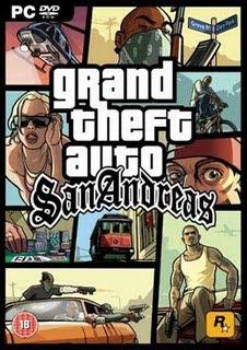 Daftar Cheat (Kode Curang) GTA San Andreas Untuk PC