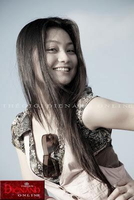 Girl Diep  Ngoc on Vietnamese Models  Do Dieu Huong Vietnamese Actress Pictures