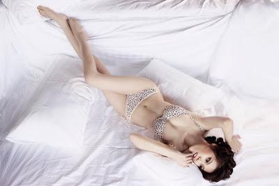 thu hang- vietnamese model photo gallery