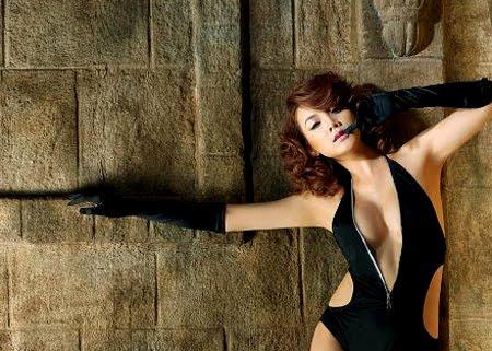 vietnamese model trang nhung hot images