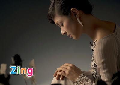 Viet Trinh in Ao Dai
