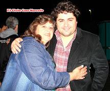 Fábio(irmão CM&F) e Dione