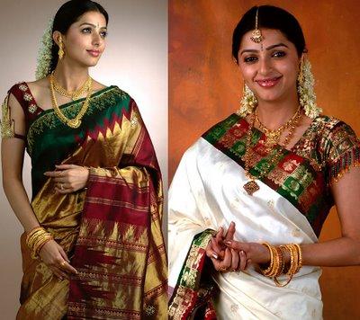 nice sarees