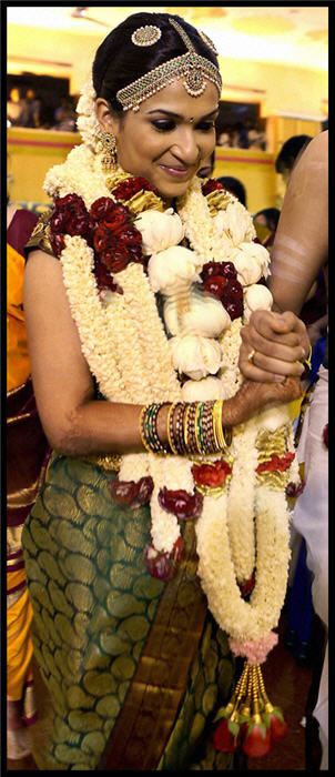 Tamil Nadu Bridal Hairstyles Pictures South Indian