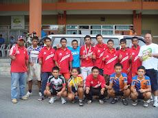 Atlet remaja berbasikal Negeri Kelantan