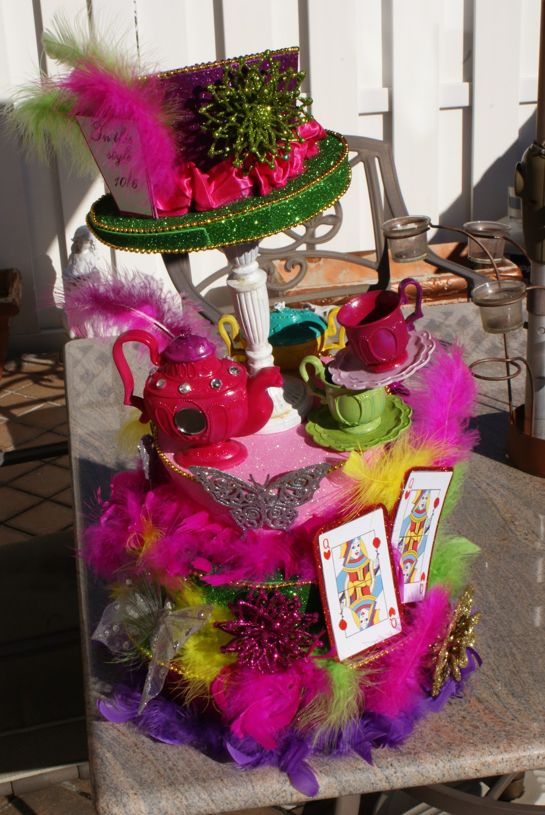 Alice In Wonderland Decorations Alice In Wonderland Party Supplies Ideas Party Supplies