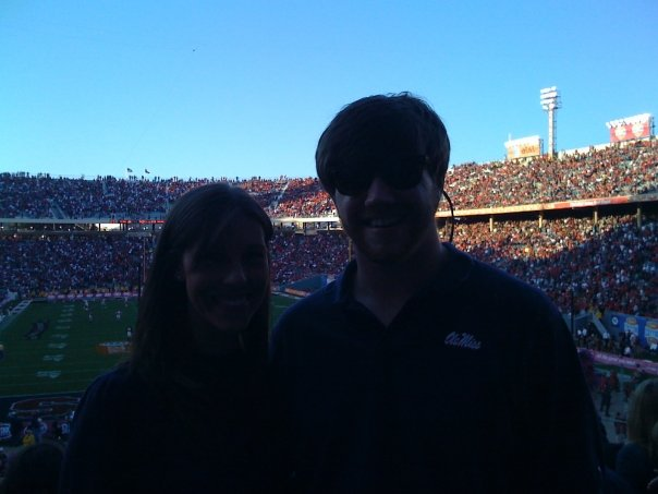 COTTON BOWL 2009