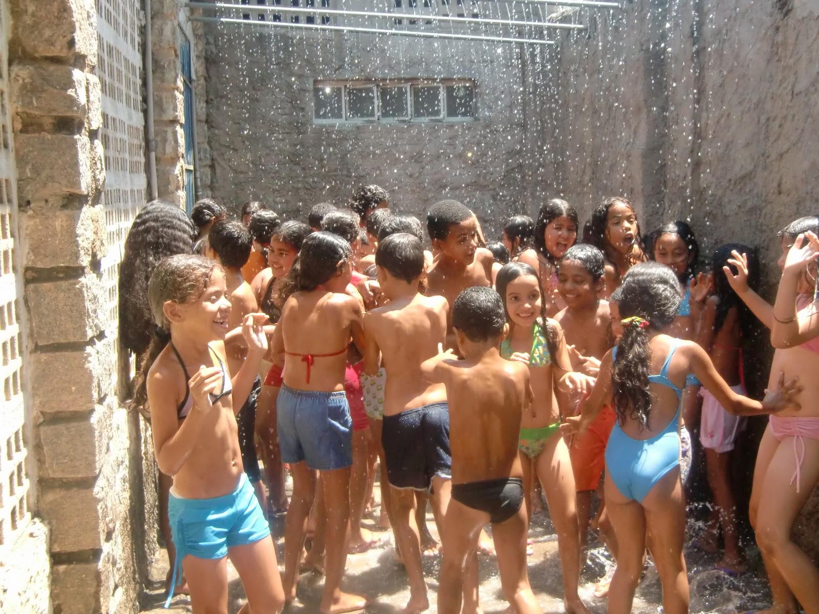 Schule nackt dusche foto 94